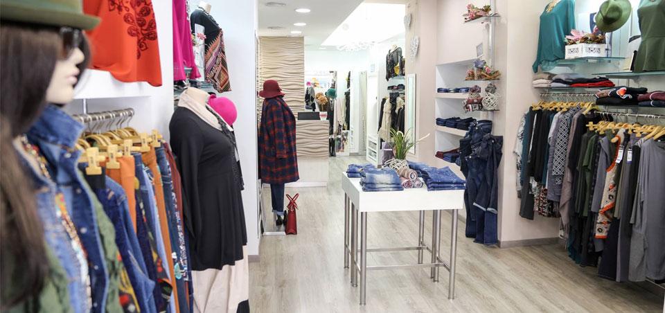 Home - Vanity Taglie Comode Abbigliamento donna Roma
